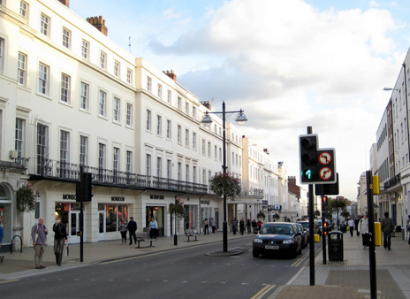 Leamington Spa Shops and Shopping